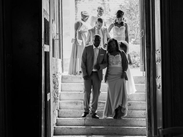 Le mariage de Loïc et Yulie à Cormeilles-en-Parisis, Val-d'Oise 57
