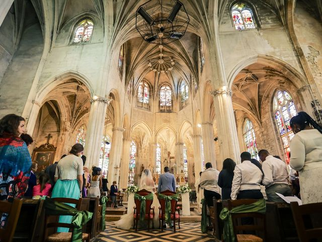 Le mariage de Loïc et Yulie à Cormeilles-en-Parisis, Val-d'Oise 70