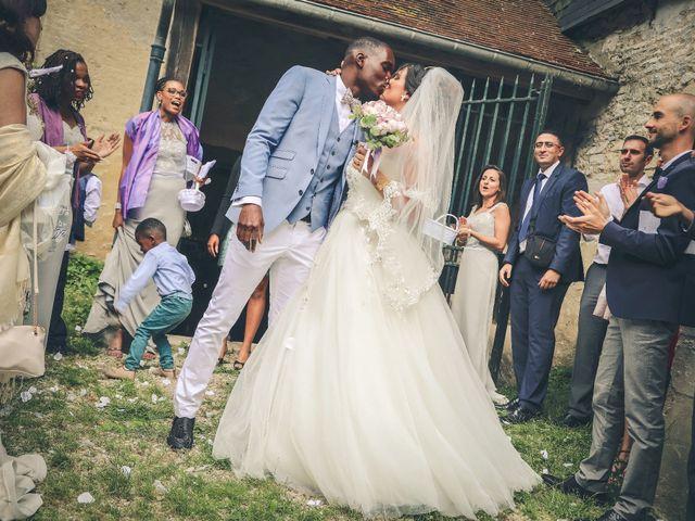 Le mariage de Loïc et Yulie à Cormeilles-en-Parisis, Val-d'Oise 107