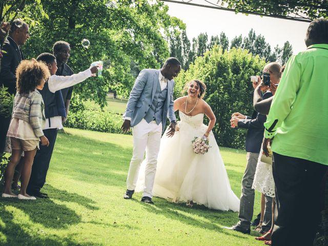 Le mariage de Loïc et Yulie à Cormeilles-en-Parisis, Val-d'Oise 110
