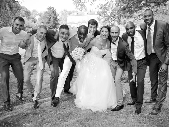 Le mariage de Loïc et Yulie à Cormeilles-en-Parisis, Val-d'Oise 113