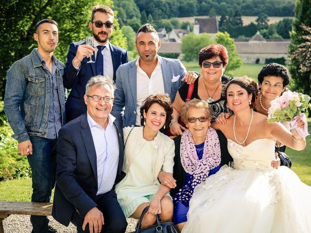 Le mariage de Loïc et Yulie à Cormeilles-en-Parisis, Val-d'Oise 116