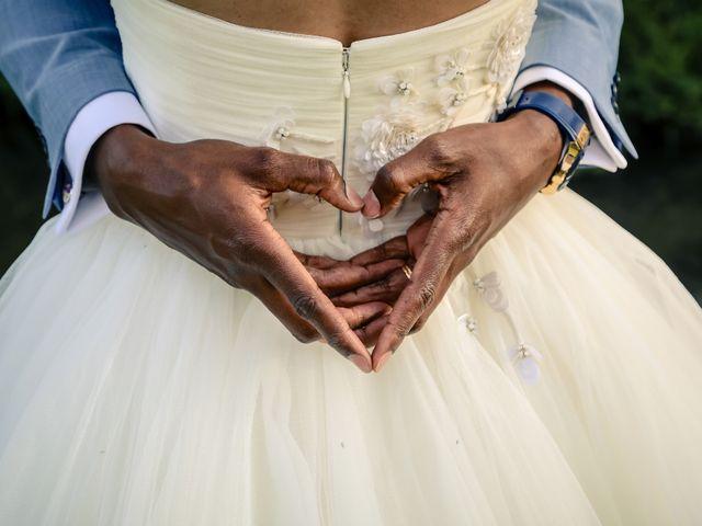 Le mariage de Loïc et Yulie à Cormeilles-en-Parisis, Val-d'Oise 123