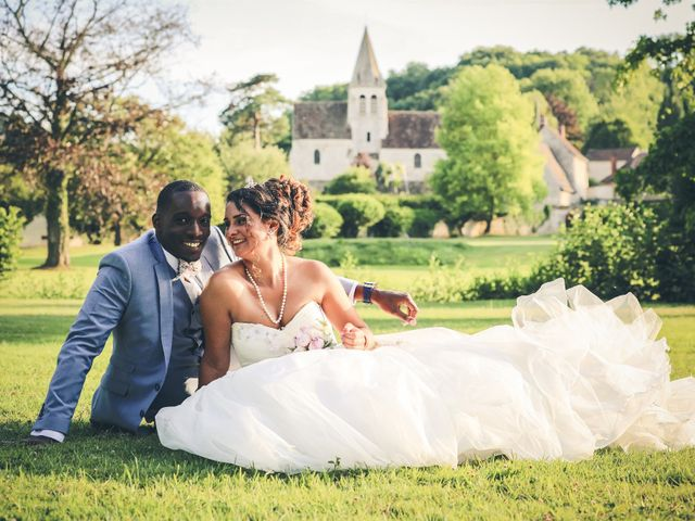 Le mariage de Loïc et Yulie à Cormeilles-en-Parisis, Val-d'Oise 134