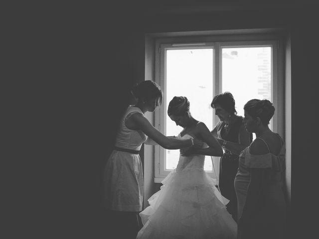 Le mariage de Matthieu et Maud à Segré, Maine et Loire 8