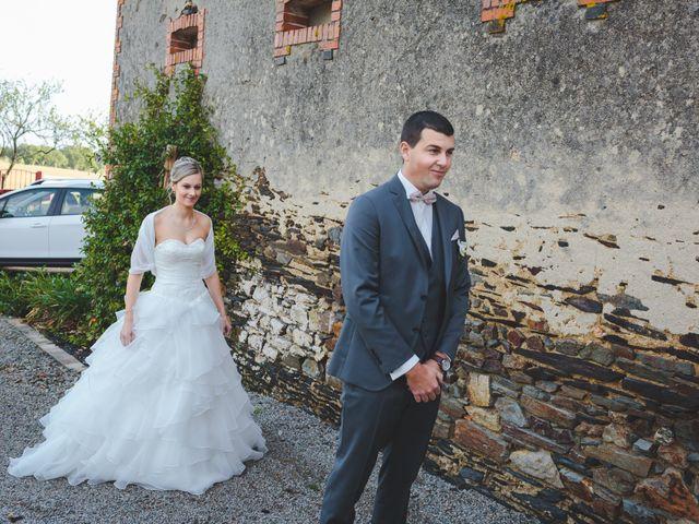 Le mariage de Matthieu et Maud à Segré, Maine et Loire 11