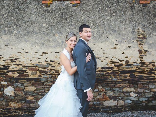 Le mariage de Matthieu et Maud à Segré, Maine et Loire 12