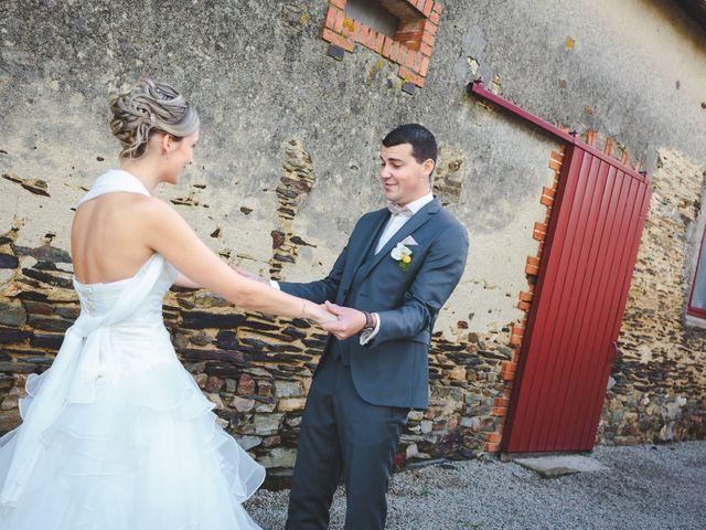 Le mariage de Matthieu et Maud à Segré, Maine et Loire 13