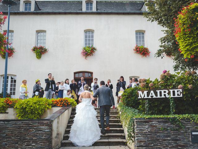 Le mariage de Matthieu et Maud à Segré, Maine et Loire 14