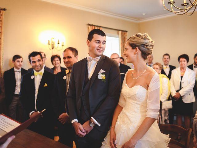 Le mariage de Matthieu et Maud à Segré, Maine et Loire 16