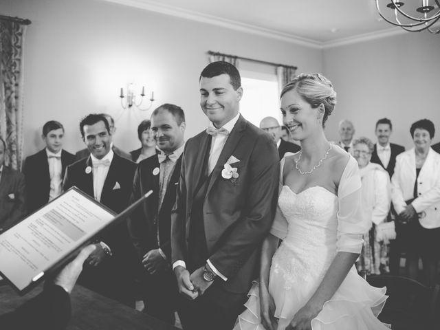 Le mariage de Matthieu et Maud à Segré, Maine et Loire 17