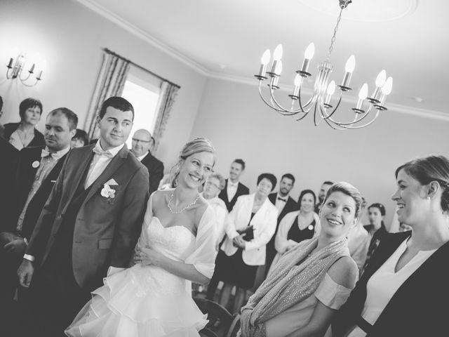 Le mariage de Matthieu et Maud à Segré, Maine et Loire 19