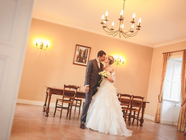 Le mariage de Matthieu et Maud à Segré, Maine et Loire 20