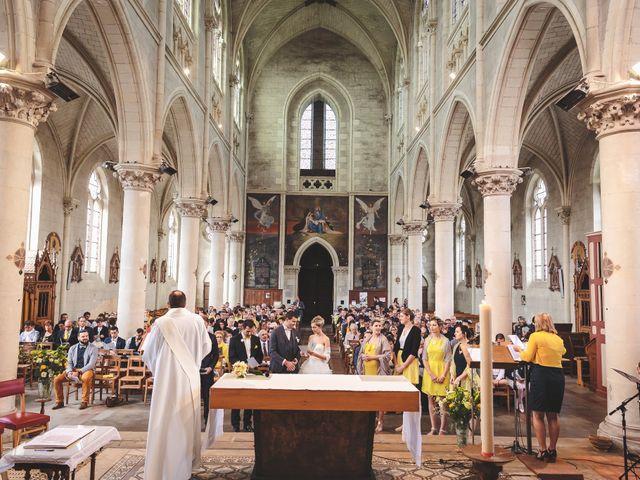 Le mariage de Matthieu et Maud à Segré, Maine et Loire 26