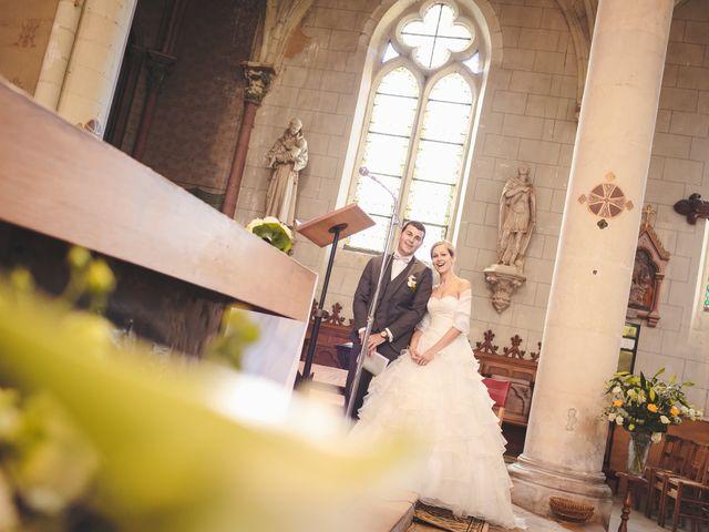 Le mariage de Matthieu et Maud à Segré, Maine et Loire 29