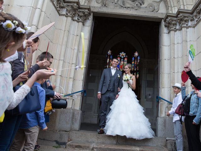 Le mariage de Matthieu et Maud à Segré, Maine et Loire 35