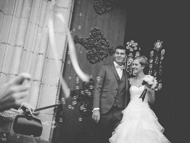 Le mariage de Matthieu et Maud à Segré, Maine et Loire 36