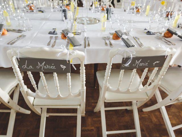 Le mariage de Matthieu et Maud à Segré, Maine et Loire 45