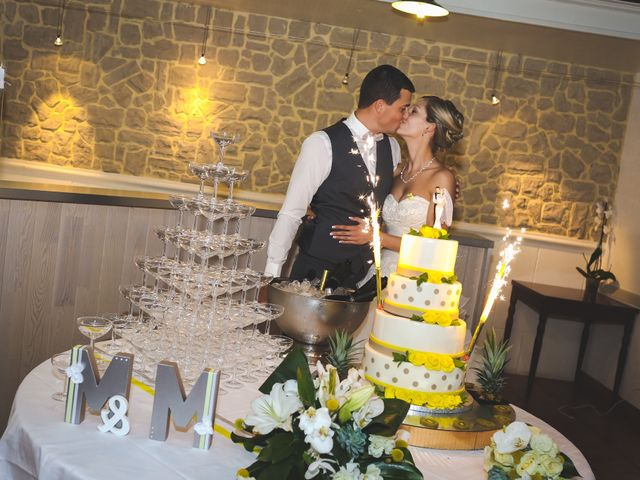 Le mariage de Matthieu et Maud à Segré, Maine et Loire 78