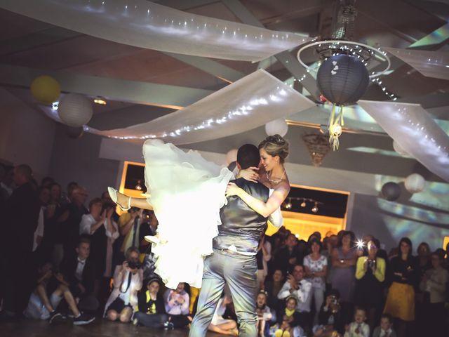 Le mariage de Matthieu et Maud à Segré, Maine et Loire 84