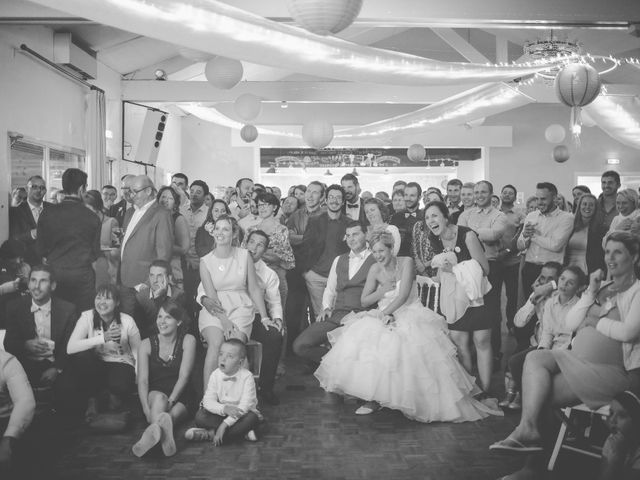 Le mariage de Matthieu et Maud à Segré, Maine et Loire 94