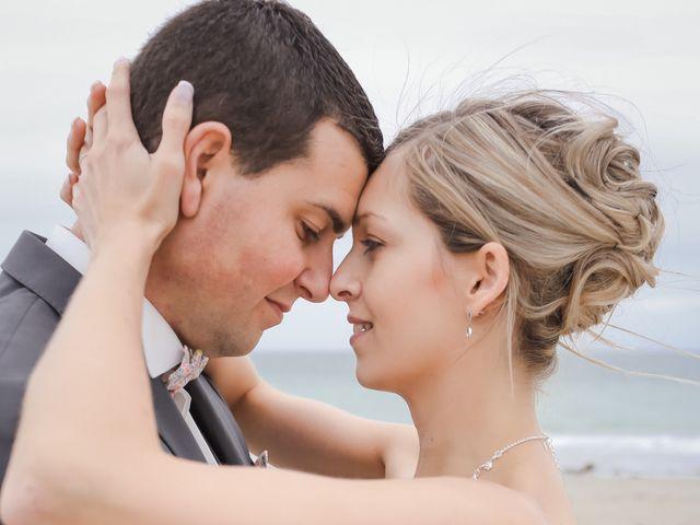Le mariage de Matthieu et Maud à Segré, Maine et Loire 1