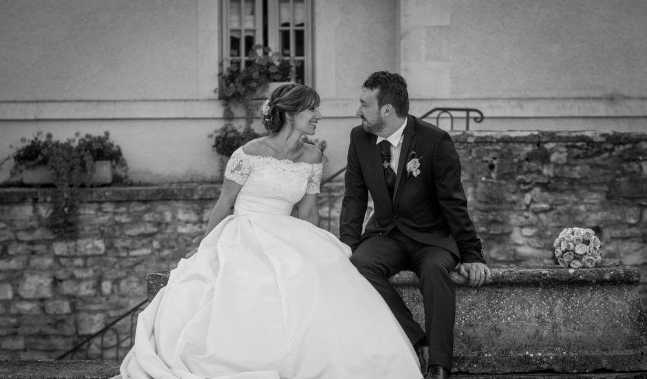 Le mariage de Romain et Audrey à Gilly-lès-Cîteaux, Côte d'Or