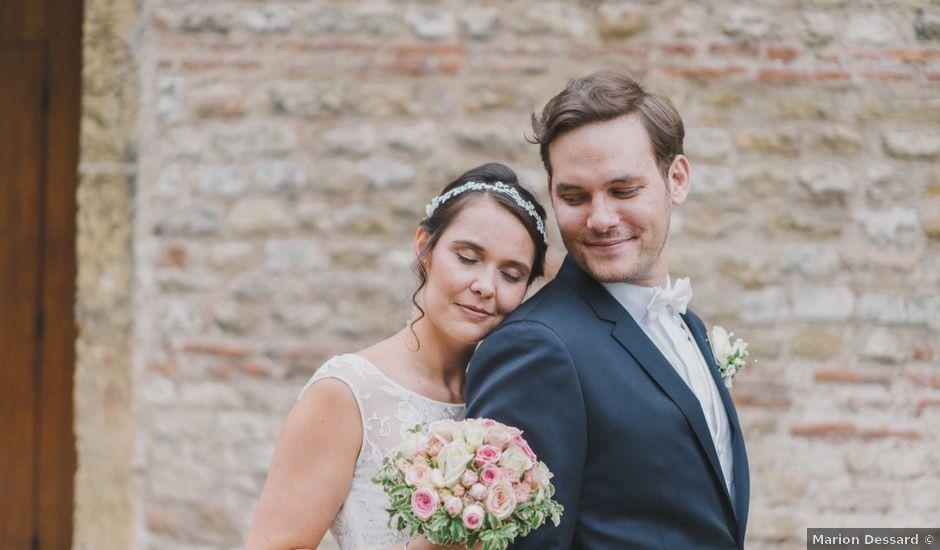 Le mariage de Jean-Victor et Linda à Metz, Moselle