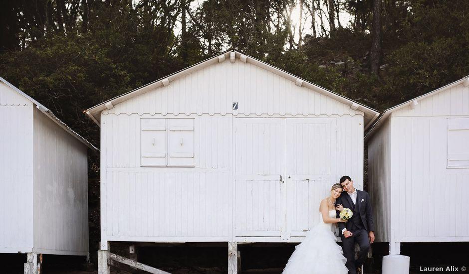 Le mariage de Matthieu et Maud à Segré, Maine et Loire