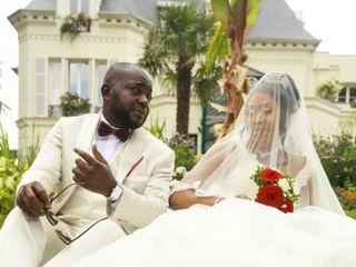 Le mariage de Solange et Jean-Paul