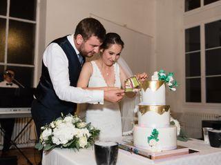 Le mariage de Victoria et Thibault
