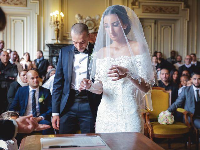 Le mariage de Sofiane et Camélia à Paris, Paris 1