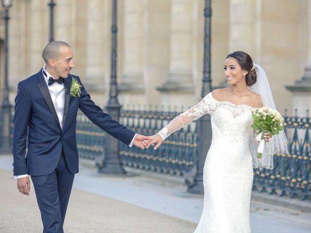 Le mariage de Camélia et Sofiane