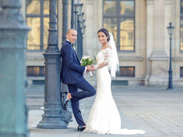 Le mariage de Sofiane et Camélia à Paris, Paris 3