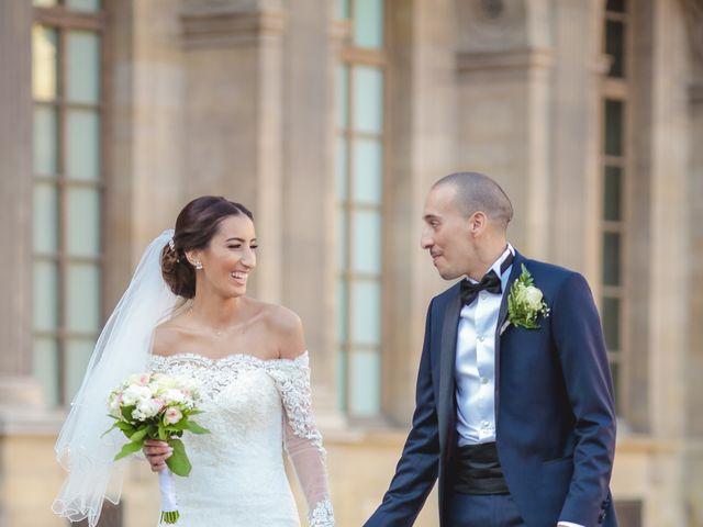 Le mariage de Sofiane et Camélia à Paris, Paris 5