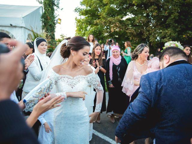 Le mariage de Sofiane et Camélia à Paris, Paris 2
