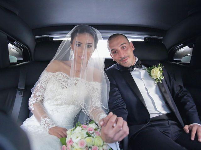 Le mariage de Sofiane et Camélia à Paris, Paris 11
