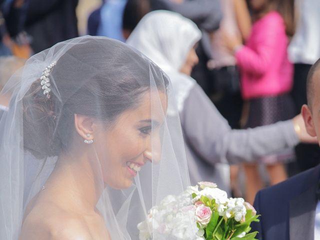 Le mariage de Sofiane et Camélia à Paris, Paris 12