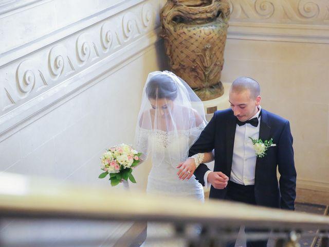 Le mariage de Sofiane et Camélia à Paris, Paris 13