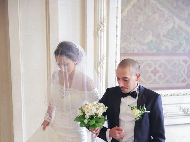 Le mariage de Sofiane et Camélia à Paris, Paris 14