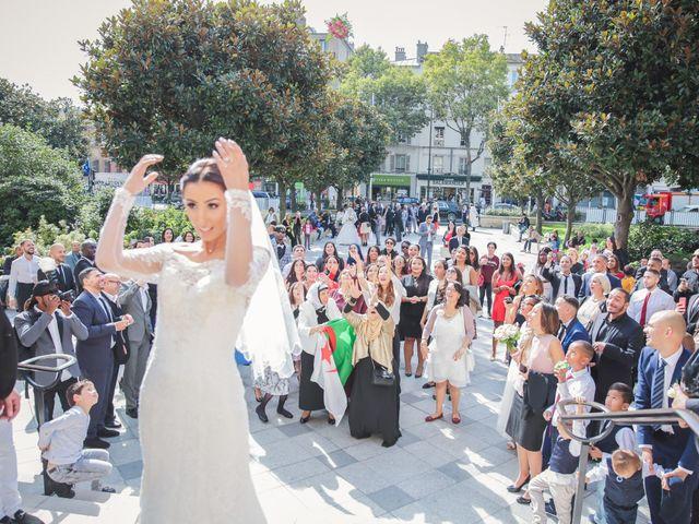Le mariage de Sofiane et Camélia à Paris, Paris 18