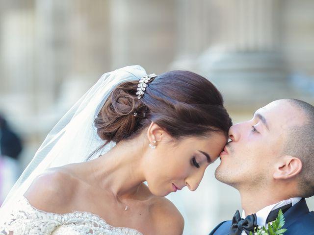 Le mariage de Sofiane et Camélia à Paris, Paris 21