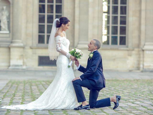 Le mariage de Sofiane et Camélia à Paris, Paris 22