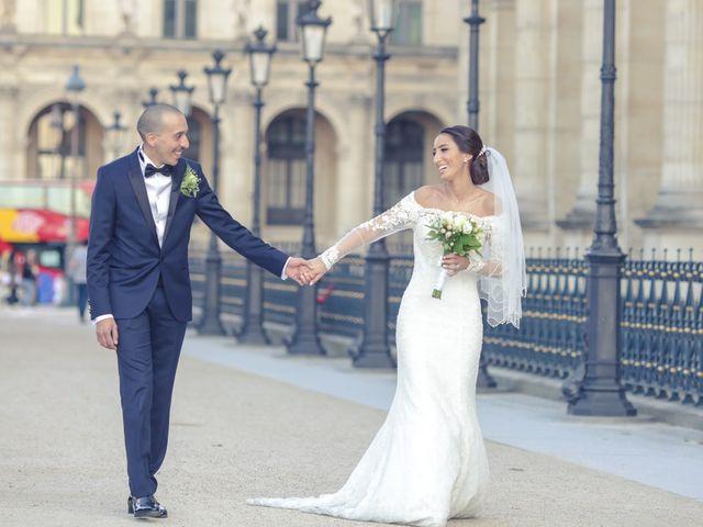 Le mariage de Sofiane et Camélia à Paris, Paris 24