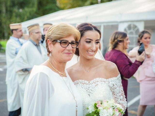 Le mariage de Sofiane et Camélia à Paris, Paris 26