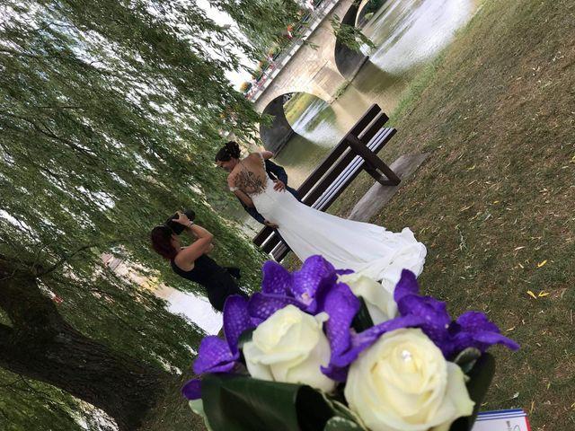Le mariage de  Émilie et Geoffrey  à Colombier-Fontaine, Doubs 1