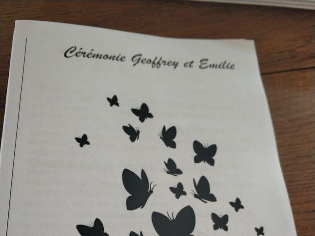 Le mariage de  Émilie et Geoffrey  à Colombier-Fontaine, Doubs 6