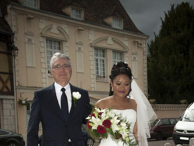 Le mariage de Jérôme et Pranith à Les Andelys, Eure 8