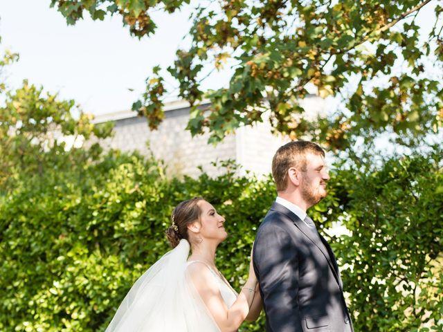 Le mariage de Thibault et Victoria à Coutances, Manche 30