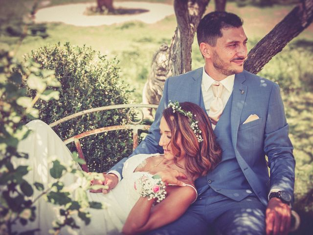 Le mariage de Caroline et Grégory